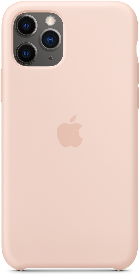 Чехол IPhone 11 Pro Silicon Case MWYM2ZM/A Pink Sand