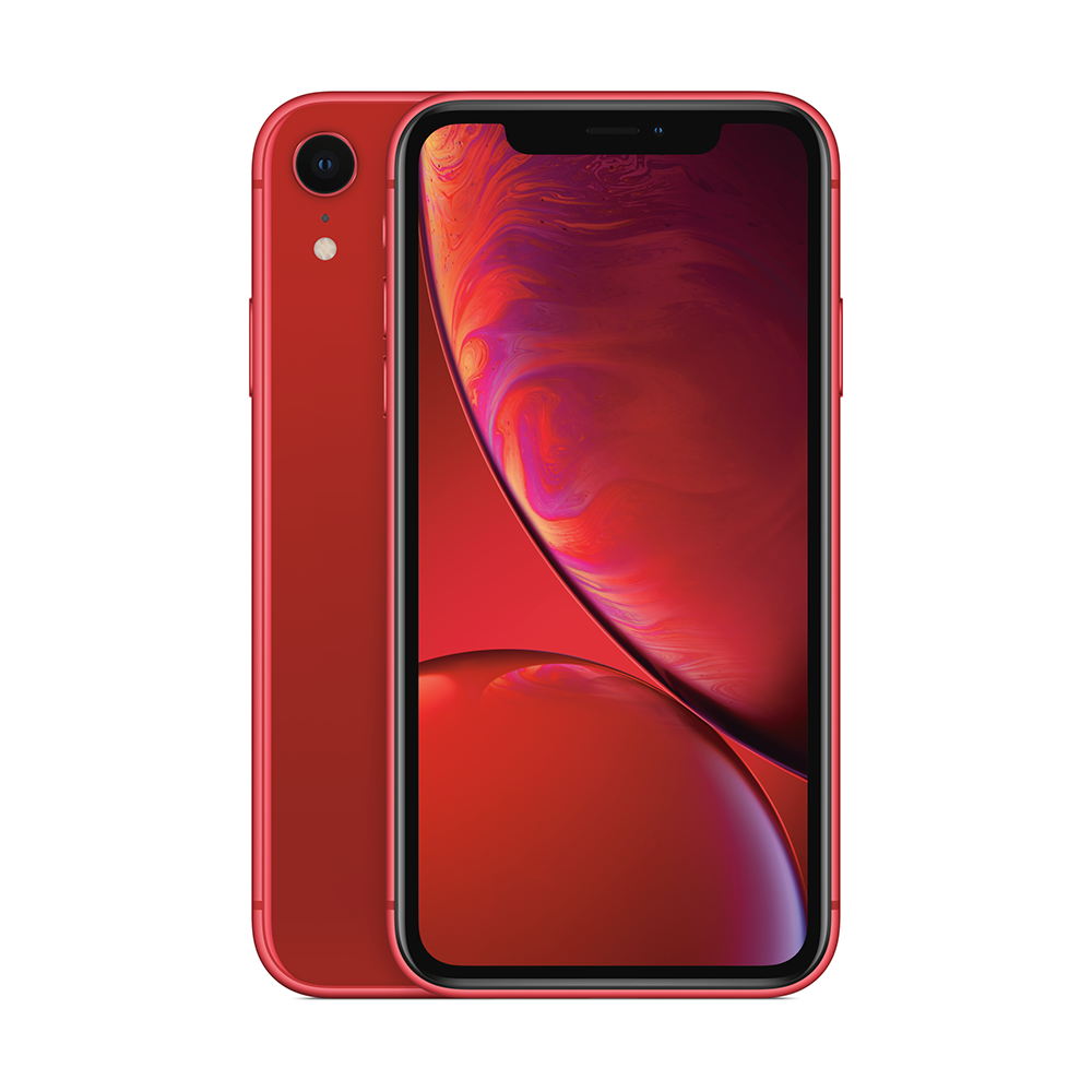 iPhone XR 256 Gb (red)